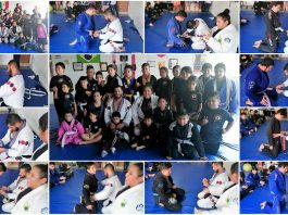 La academia de Jiu Jitsu Bujutsu Manzanillo, en Colima, se encuentra de festejo, luego de la ceremonia de graduación de varios de sus alumnos realizada por el Sensei Fausto Terán, Cinturón Negro del arte marcial.