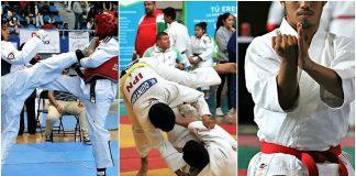 Quedaron definidos los estados del país donde se llevarán las competencias de la Olimpiada Nacional y Nacional Juvenil 2019, considerada la máxima justa deportiva de México, y donde el judo, karate y taekwondo serán parte de este evento.