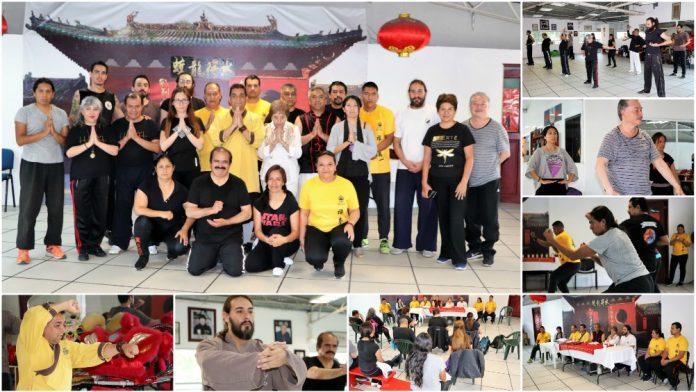 Una gran reunión entre grandes exponentes del kung fu y taichí de Shaolin y Wudang, se llevó a cabo en la Ciudad de México (CDMX), gracias a representantes de estos dos linajes representativos de las disciplinas marciales chinas que se dieron cita en el curso de Certificación para Maestros de Artes Marciales.