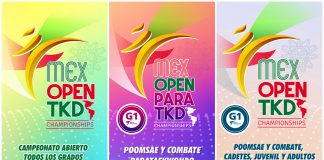 La Ciudad de México (CDMX), se encuentra preparada para recibir a los mejores exponentes de taekwondo del país y de al menos 40 naciones, mismos que estarán presentes en el México Open 2019.