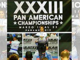 Con una medalla de oro y otra de plata concluyó hoy la participación de México en la versión 33 del Campeonato Panamericano de Karate PKF 2019, en la arena Roberto Durán, de Panamá, donde el equipo tricolor quedó en el tercer lugar general.