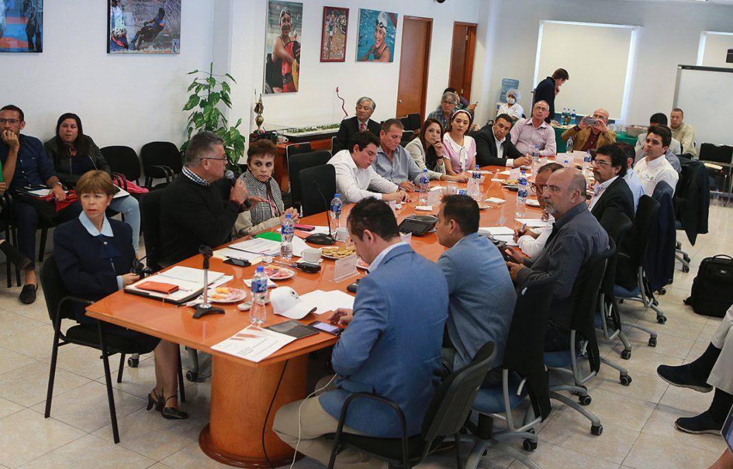 Con el objetivo de desarrollar, proponer y difundir diversas estrategias que permitan el crecimiento del deporte y estímulos para atletas del país, la CONADE propuso, la creación del Comité Técnico Nacional de Alto Rendimiento.