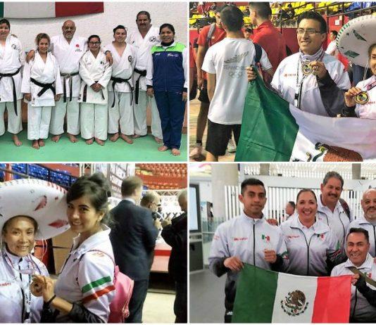 La Selección Mexicana de Para-Karate de México cumplió el desafío de brillar en el XXVII Pan American Championships Panamá 2019.