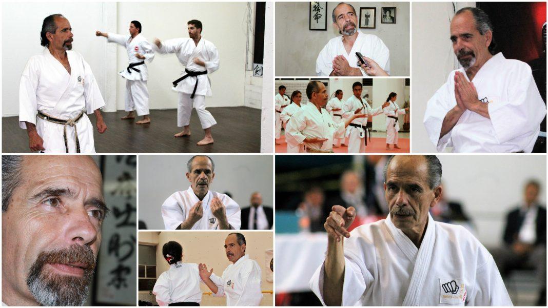 Este día el Karate Do de México está de luto por el deceso de Shihan Alejandro Bustos Torres, un ícono en el Camino de la Mano Vacía de México, empeñado en transmitir 'Do' en cada día de la vida.