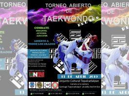 A fin de promover la práctica del taekwondo en la zona de Xochimilco, Tláhuac, y Milpa Alta, en la CDMX, un grupo de organizaciones del arte marcial llevarán a cabo el Torneo Abierto Del Sur.