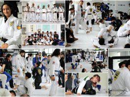 Con una intensa hora de técnicas sobre piso, y luego de una semana de festejo con clases especiales de jiujitsu y judo, así como una gran energía positiva de todos los asistentes, se llevó a cabo el cierre de graduación de la academia Promahos-Zenit BJJ