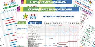 El Comité Organizador de Juegos Panamericanos y Panamericanos Lima 2019 presentó el calendario oficial de competencias para la justa multideportiva más importante del continente, donde las artes marciales de judo, karate y taekwondo estarán presentes.