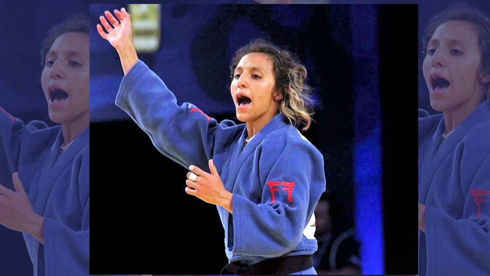 Edna Carrillo abrió con medalla de bronce para la Selección Mexicana de Judo que toma parte en el Campeonato Panamericano de Lima, Perú.