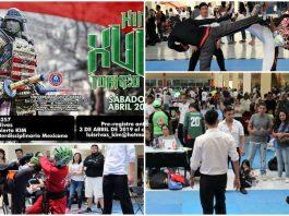 Una gran asistencia de cerca de 2 mil competidores, de al menos cien escuelas de artes marciales, serán parte del XVII Torneo Kim, el cual se realizará el próximo sábado 6 de abril en las instalaciones de una universidad privada al norte de la CDMX.