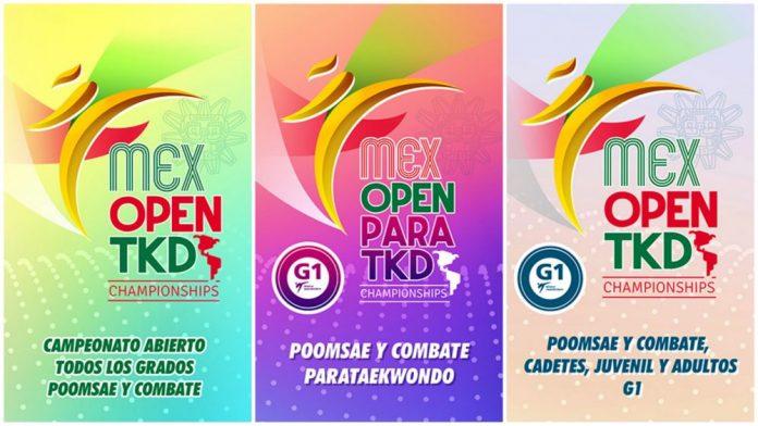 """A un par de días de que arranque el México Open Taekwondo 2019, en la Sala de Armas """"Fernando Montes de Oca"""", de la Magdalena Mixihuca, en la Ciudad de México (CMDX), el ambiente comenzó a calentarse con el inicio de actividades relacionadas para el gran evento internacional que se realizará del 11 al 14 de abril."""
