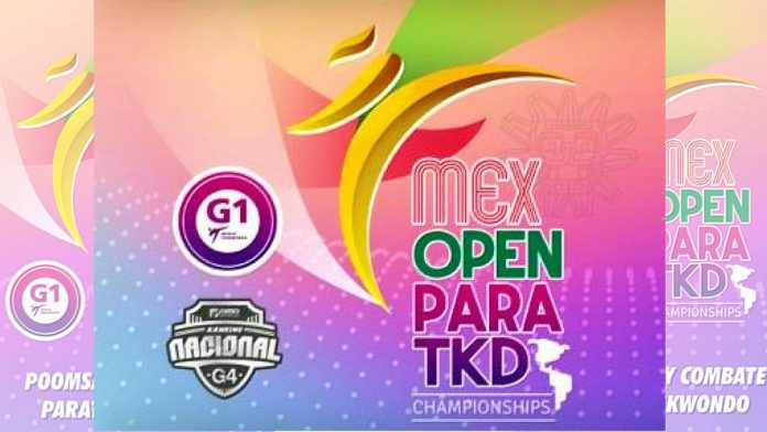 Debido al gran interés que ha despertado el próximo México Open ParaTaekwondo G1, fue ampliado el plazo de registro para este evento programado para el 12 de abril, en Sala de Armas de Magdalena Mixihuca, donde se espera la asistencia de cientos de competidores de Asia, Europa y América.