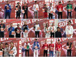 La Selección Mexicana de Taekwondo en combate brilló en el Sofía Open 2019, donde logró el primer lugar por equipos tras conquistar 13 medallas en este evento que se realizó en Bulgaria.