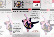 A fin de festejar ocho años en el desarrollo del arte marcial de Kung Do Lama en Iztapalapa, el Centro Deportivo Marcial de esta disciplina llevará a cabo su Torneo de Contacto Completo el próximo fin de semana.