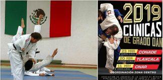 Judocas que se han esforzado por refinar sus técnicas deberán dar todo de sí mismos el próximo fin de semana, cuando acudan a la última sesión de la Clínica de Kata de Grado Dan, para culminar con la presentación del Examen Nacional.