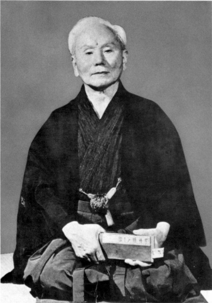 Gichin Funakoshi. Foto Web.