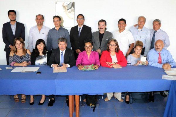 Reunión Curso de Formación Docente para Profesores de Artes Marciales del CENAM.