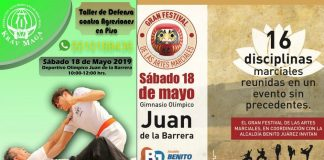 """Con una exhibición de defensa personal y un Taller de Defensa Contra Agresiones en el Piso, la FSAKM-Mx representará a este sistema utilizado por ejércitos y fuerzas especiales en El Gran Festival de Artes Marciales, que se realizará el 18 de mayo en el Gimnasio Olímpico """"Juan de la Barrera"""" CDMX."""