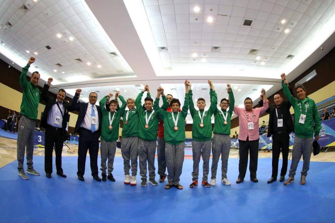 A cuatro días de haber iniciado las competencias de taekwondo en la Olimpiada Nacional 2019 (ON 2019), el equipo de la Ciudad de México se ha colocado entre los mejores cinco del Medallero General.