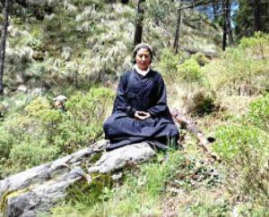 Monja Zen Gen I, Danitze Velasco. Foto Cortesía.